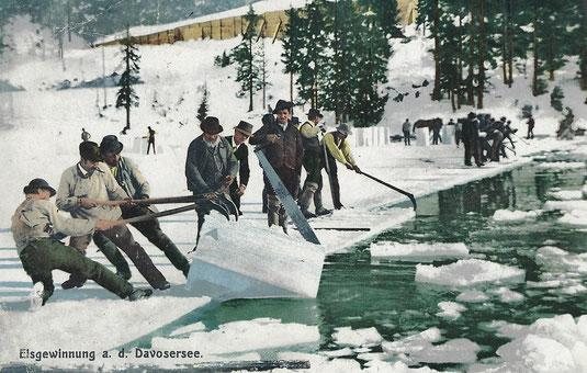 J. Tomaszewski Davos Platz, gestmpelt 24. Oktober 1907