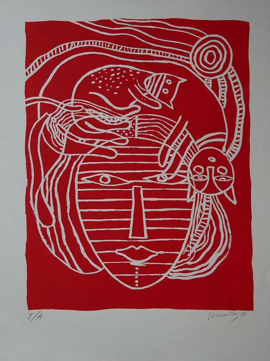 Corneille, kunstenaar, moderne kunst kopen