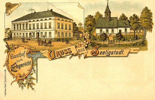 Bild: Seeligstadt Sachsen Erbgricht
