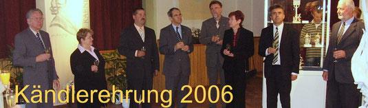 Bild: Teichler Seeligstadt Sachsen Kändlerehrung 2006