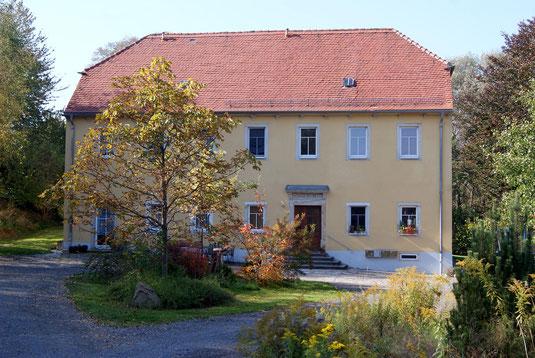 Bild: Teichler Seeligstadt Sachsen Unteres Freigut