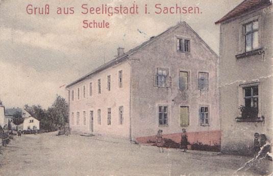 Bild: Teichler Seeligstadt Sachsen Schule