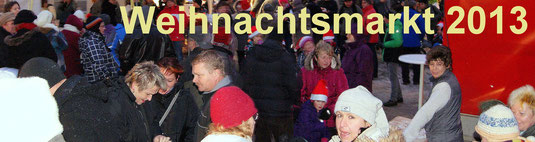 Bild: Teichler Seeligstadt Sachsen Weihnachtsmarkt 2013