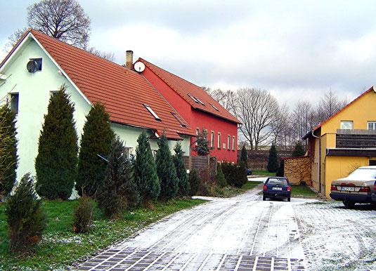 Bild: Teichler Seeligstadt Sachsen Sträuchermühle heute