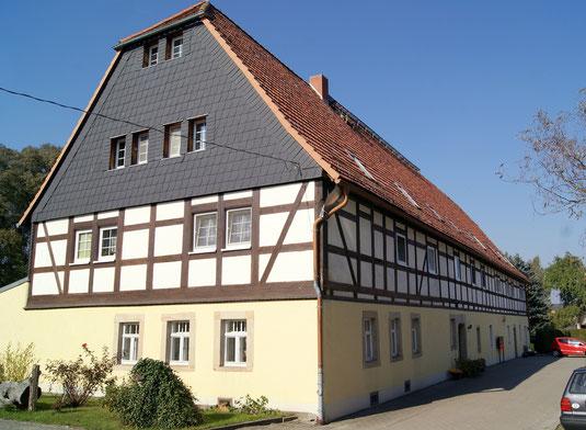 Bild: Teichler Seeligstadt Sachsen Oberes Freigut