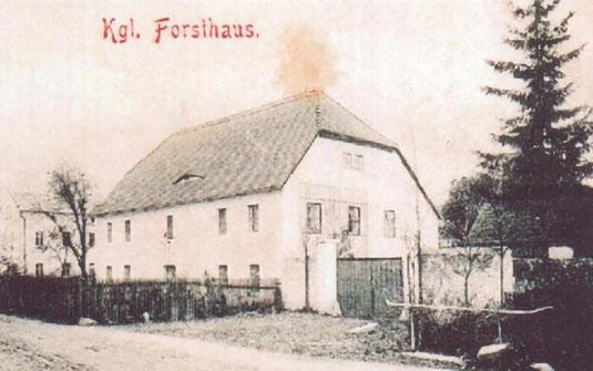 Bild: Seeligstadt Forsthaus