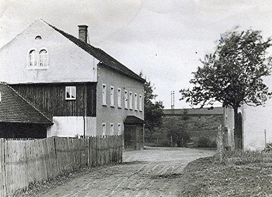 Bild: Teichler Seeligstadt Sachsen Sträuchermühle