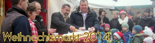 Bild: Seeligstadt Sachsen Weihnachtsmarkt  2014