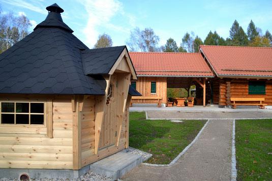 Bild: Teichler Seeligstadt Sachsen Waldhaus