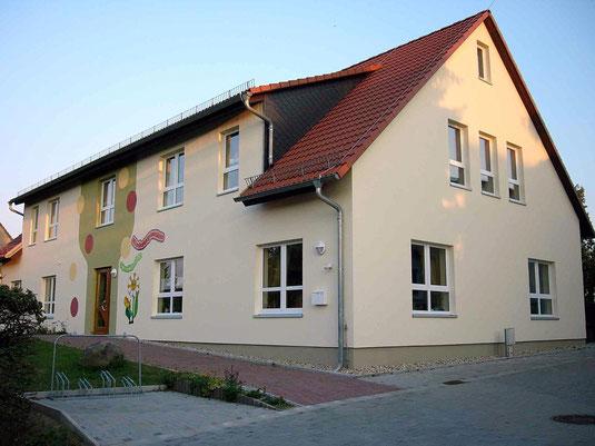 Bild: Teichler Seeligstadt Sachsen Schullandheim Kindergarten