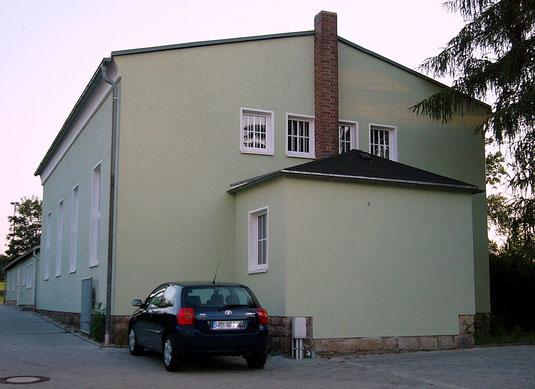 Bild: Teichler Seeligstadt Sachsen Turnhalle