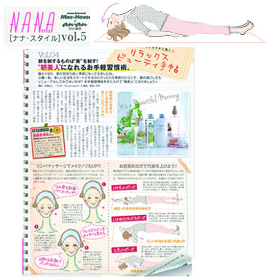 anan特別編集 NANAスタイルVol.5 webからでも見れます。     P20→http://www.mac-house.co.jp/nana/vol5/index.html
