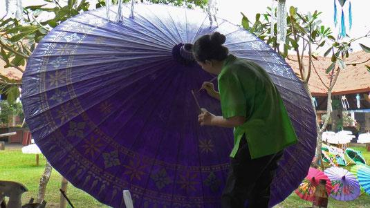 Bo Sang, le village des ombrelles