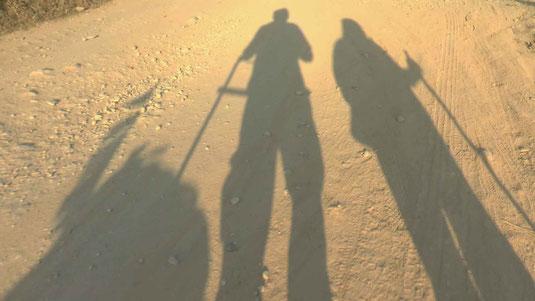 Dans l'ombre des grands voyageurs...
