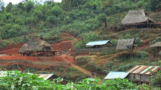 Village Palaung