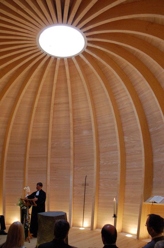 Altar: Holger Walter (2005), Foto: Christian Weise