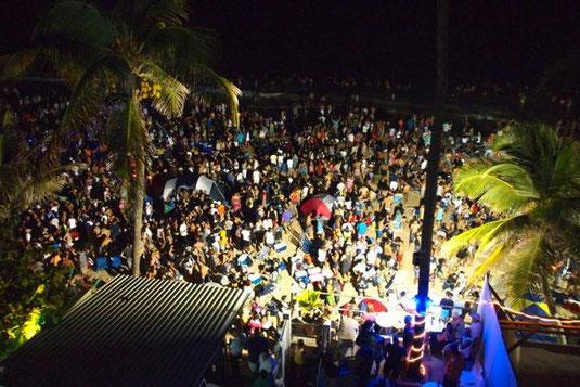 noche de san juan puerto rico puntas tree house