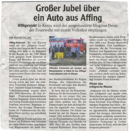http://www.augsburger-allgemeine.de/aichach/Grosser-Jubel-ueber-ein-Auto-aus-Affing-id20310036.html