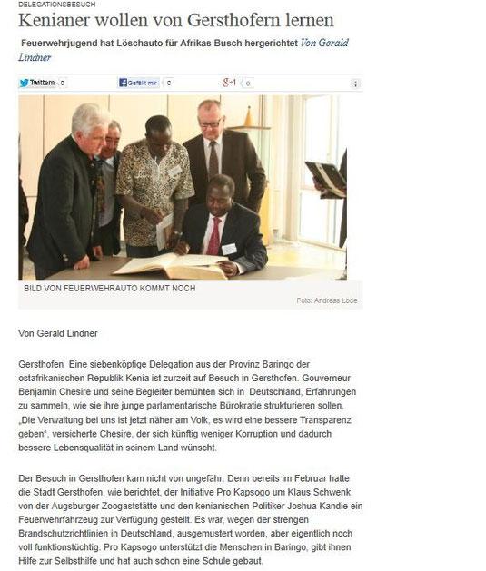 http://www.augsburger-allgemeine.de/augsburg-land/Kenianer-wollen-von-Gersthofern-lernen-id27575267.html