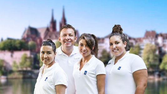 The Face of Beauty - Basel: Team