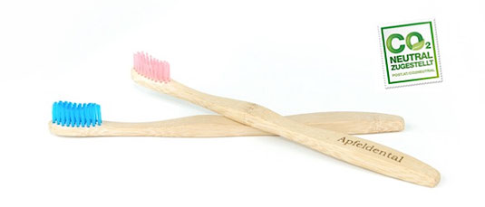 nachhaltige Zahnbürsten