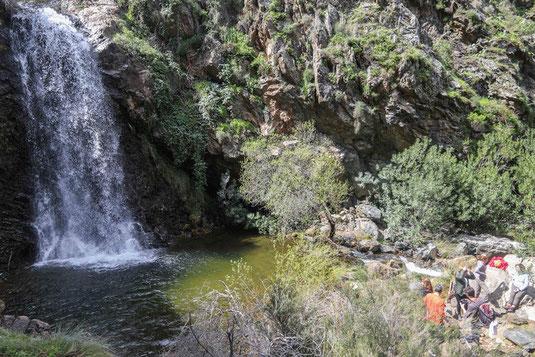 Sierra de las Nieves Malaga.