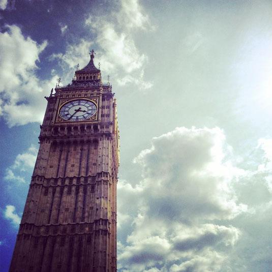 Big Ben. Fotografía: Alejandro Méndez