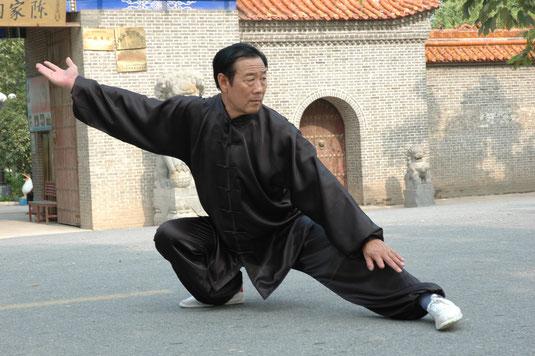 Grand Maître WANG Xian