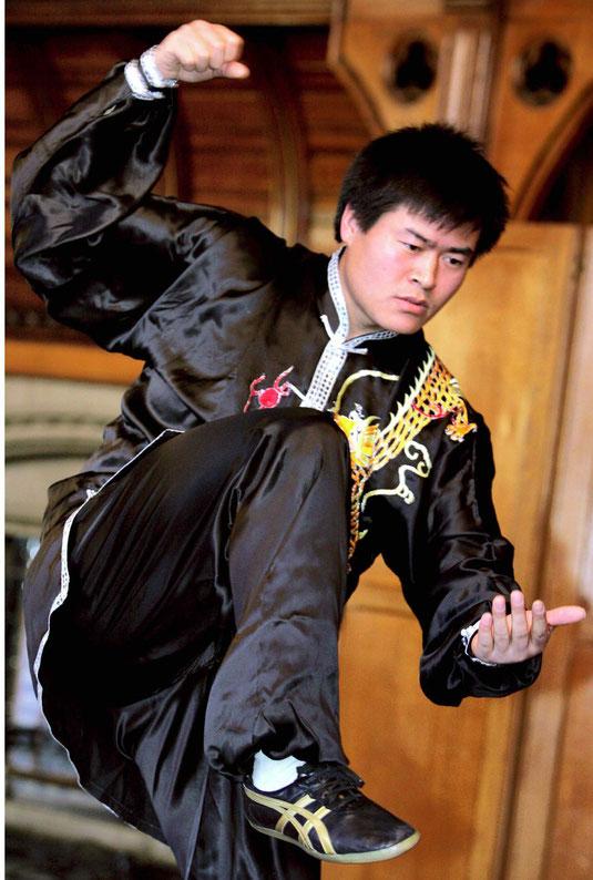 Le Grand Maître WANG Haijun       7 Duan