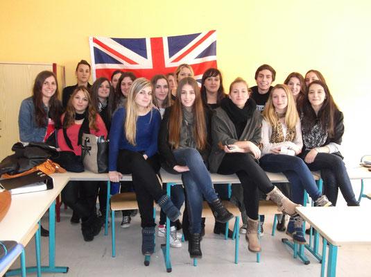 BTS Tourisme Porto-Vecchio - Promotion 2012 / 2014