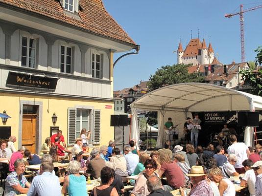 Fête de la Musique Thun 2014, Foto Jürg Kobel