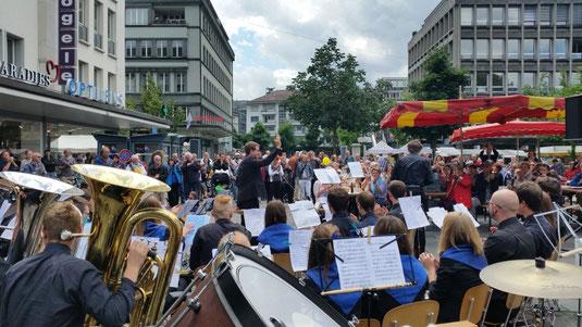 Fête de la Musique 2015, Foto Jürg Kobel