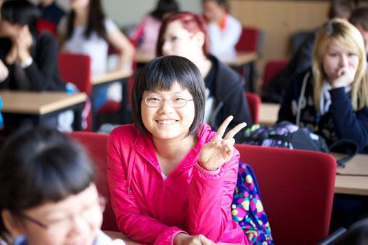 Reisen bildet–daher fordern wir unsere Schüler auf,sich an Projekten und Auslandsfahrten zu beteiligen!