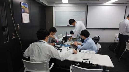 IT研修の様子2