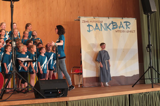 Adonia-Konzert mit Gemeinde Leuchtfeuer als Veranstalter