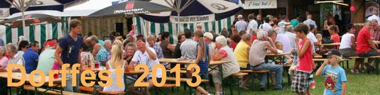 Bild: Wünschendorf Dorffest 2013