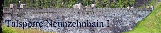 Bild: Wünschendorf Talsperre Neunzehnhain 1