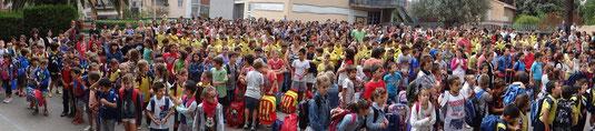 3 octubre : HORTA  - BARCELONA