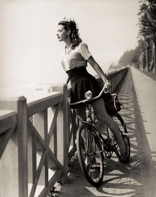 Bicyclette Girl