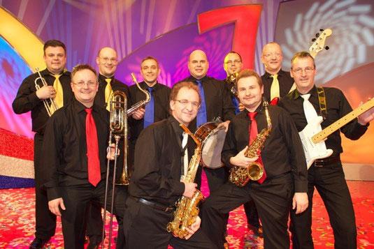 vlnr: Dirk, Clemens, Claudio, Norbert, Stefan, Alban, Helmut, Wolfgang, Ralf, Rainer