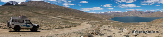 Yashilkul 3700 m.ü.M.