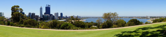 Perth, Kingspark