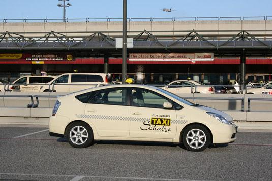Pünktlich, zuverlässig und rauchfrei - Taxi Schulze aus Wandlitz bei Berlin