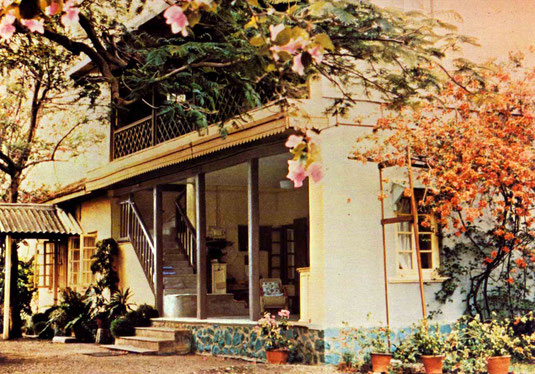Avatar Meher Baba's residency - Meherazad, India. Early-mid 1970s