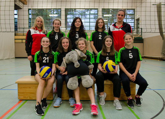 U16w - Saison 2019/20