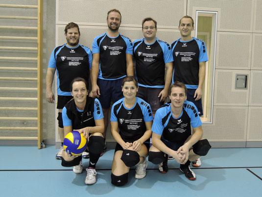 Freizeitmannschaft Mixed Saison 2016/17