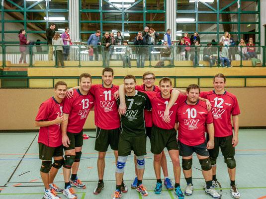 Herren - Saison 2017/18 Bezirksliga West