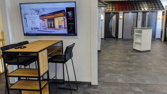 Wieder neue Pirnar Haustüren in der Ausstellung