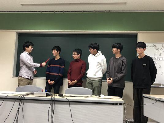 昭和高校クイズ愛好会の皆さん