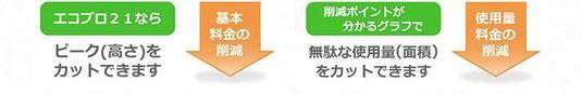 節電コンサル 「Ecopro21」